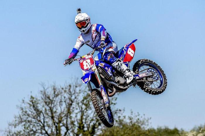 Motocross cho khả năng tăng tốc tuyệt đối