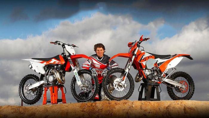 So sánh Enduro và Motocross
