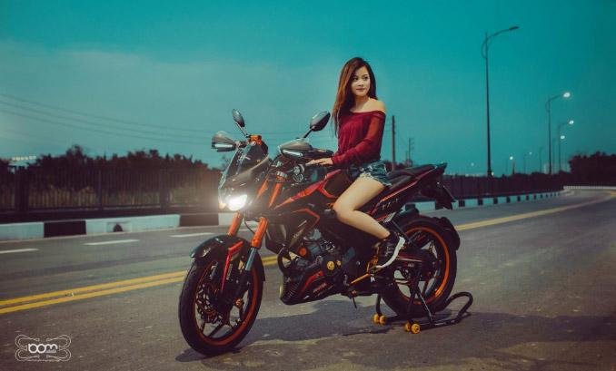 Các mẫu Yamaha Fz150i độ đẹp đầy cá tính
