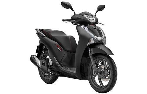 Honda SH 150cc phiên bản màu đen