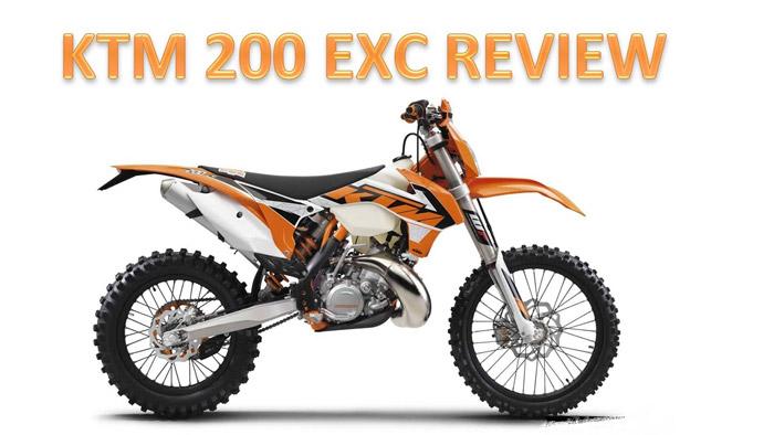 KTM 200 EXC có gì nổi bật?