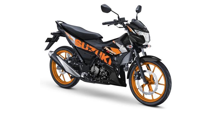 Suzuki Raider 150i