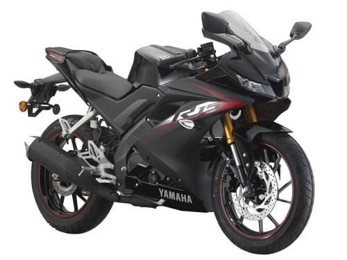 Yamaha R15 mẫu xe hầm hố nhất danh sách