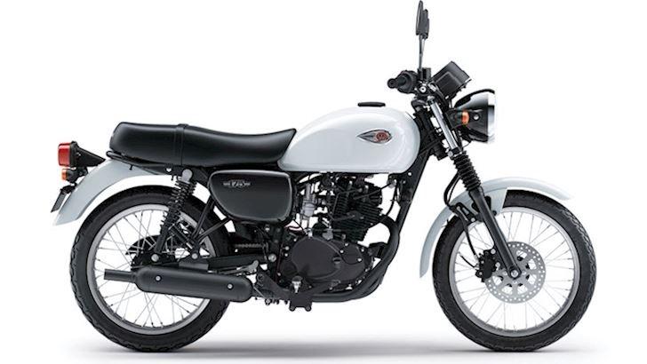 Mẫu xe Kawasaki W175 dành cho người mới chơi