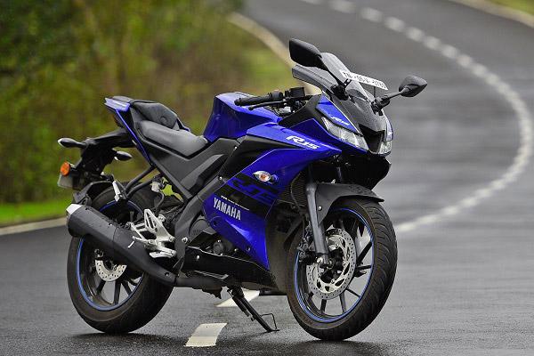Yamaha R15 V3 - xe phân khối lớn giá dưới 100 triệu