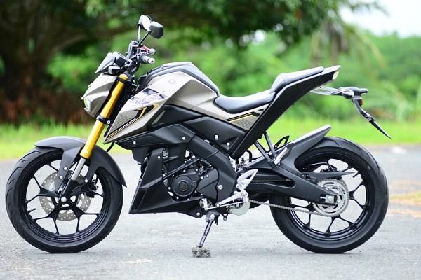 Xe phân khối lớn Yamaha TFX 150 có giá khoảng 83 triệu đồng