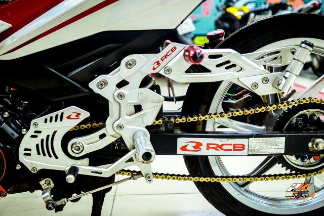 Bộ số gãy RCB trên Yamaha exciter