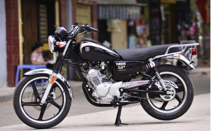 Đánh giá xe Yamaha YB125 SP