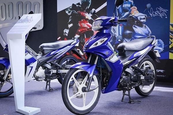 Yamaha Exciter côn tay 4 số có khả năng vận hành mượt mà