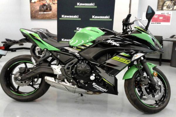 Kawasaki chuyên dòng xe phân khối lớn