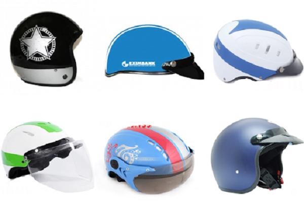 Một số thương hiệu mũ bảo hiểm nổi tiếng chất lượng bạn nên biết