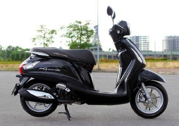 Tham khảo giá xe Yamaha Grande cũ
