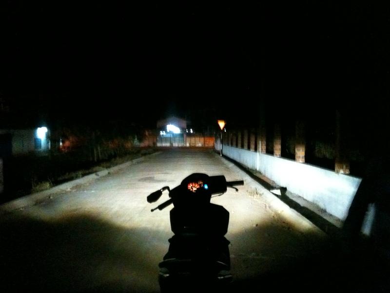 IC tăng sáng đèn xe máy là gì?
