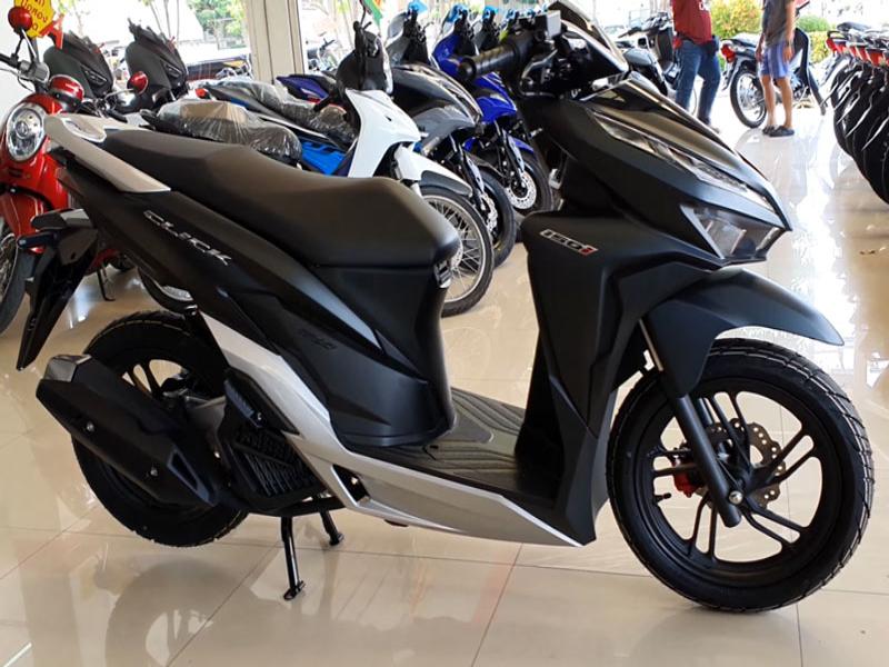 Thiết kế mạnh mẽ của Honda Click 150i 2021